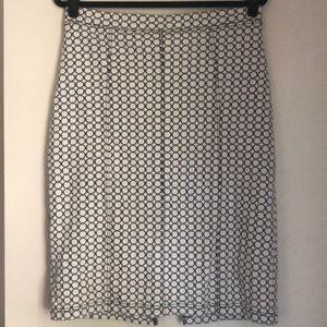 Anthropologie Astoria pencil skirt, size M
